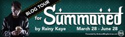Blog Tour: Summoned by Rainy Kaye