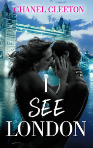 I SEE LONDON COVER