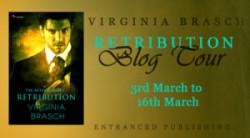 Blog Tour: Retribution (The Artemis series #1) by Virginia Brash