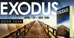 Blog Tour: Exodus 2022 by Kenneth G Bennett