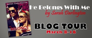 he belongs to me blog tour banner