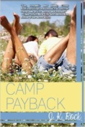 Release Day: Camp Payback by JK Rock