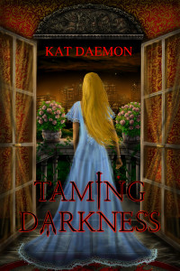 Taming Darkness Cover Reveal