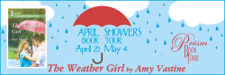 Blog Tour: The Weather Girl by Amy Vastine