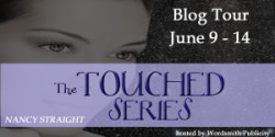 Blog Tour: Touched series by Nancy Straight