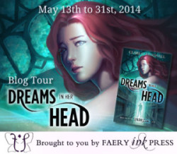 Blog Tour: Dreams in her Head by Clare Marshall