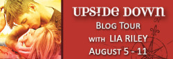 Blog Tour: Upside Down by Lia Riley