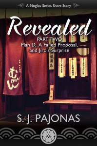 revealed part two cover