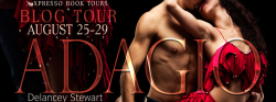 Blog Tour: Adagio by Delancey Stewart
