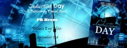 Release day: Induction Day by PK Hrezo