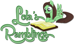 Lola's Ramblings: My recent lack of discussion posts and balancing things