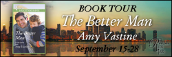 Blog Tour: The Better Man by Amy Vastine