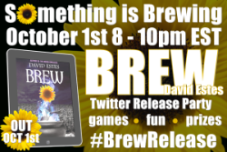 Release day Blitz: Brew and Boil by David Estes
