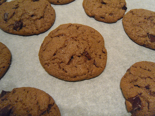 Hazelnut Paste cookies