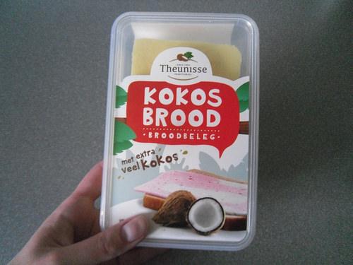 Cocos Bread