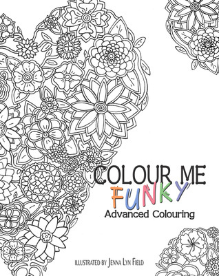 Colour me Funky Advanced colouring