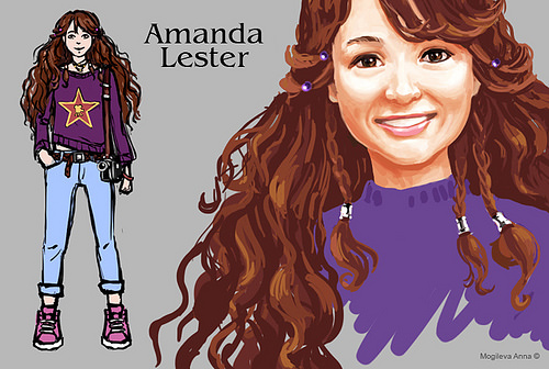 Final Amanda concept drawings