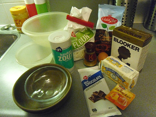 Ingredients Chocolate Snickerdoodles