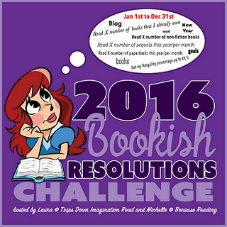 2016 Bookish Resolutions Challenge
