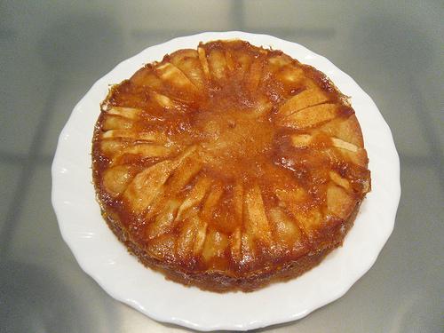 Mini Applecake
