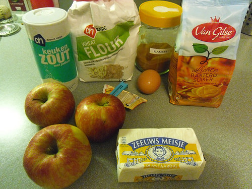 Apple-pie-Ingredients