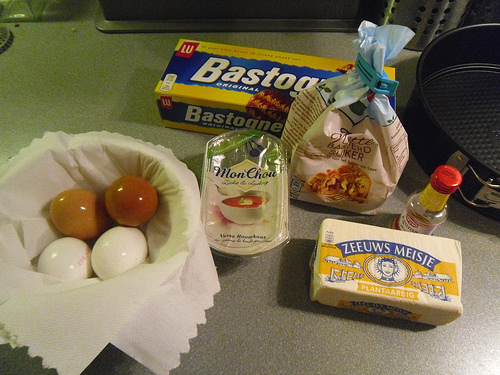 Cheesecake-ingredients