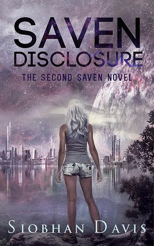 Saven: Disclosure (Saven #2) by Siobhan Davis