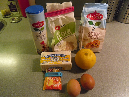Lemon-Bars-Ingredients