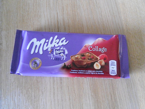 Milka-Chocolate