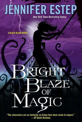 Bright Blaze of Magic