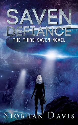 Saven: Defiance (Saven #3) by Siobhan Davis