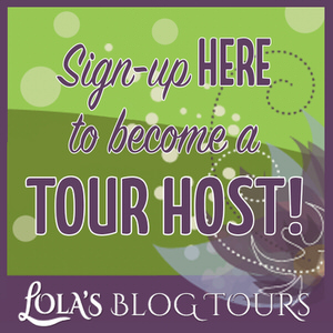 Lola's Blog Tours Tour Host banner