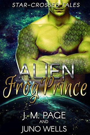 Alien Frog Prince