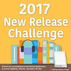 2017 New Release Challenge: First Quarterly Recap