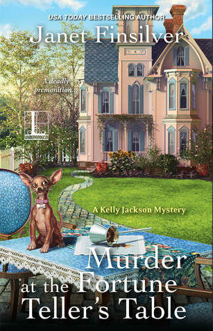 Review: Murder at the Fortune's teller Table by Janet Finsilver