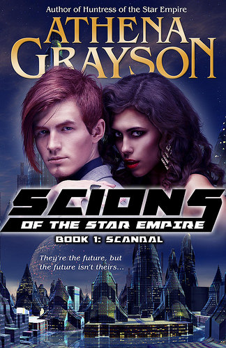 Scandal by Athena Grayson