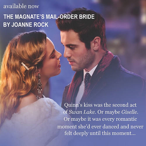 The Magnate's Mail-Order Bride Teaser 2