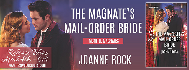 The Magnate's Mail-Order Bride banner