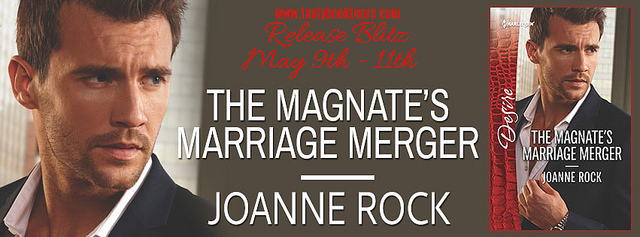 The Magnate's Marriage Merger banner