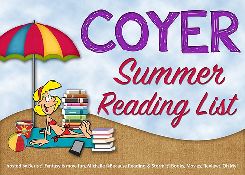 Coyer-Challenge-Summer-Reading-List-Logo