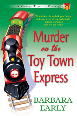 Murder on the Toy Town Expres