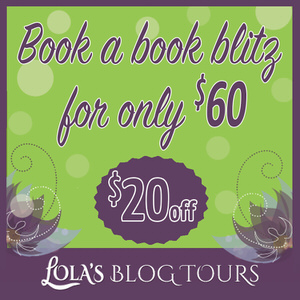 Book Blitz Discount