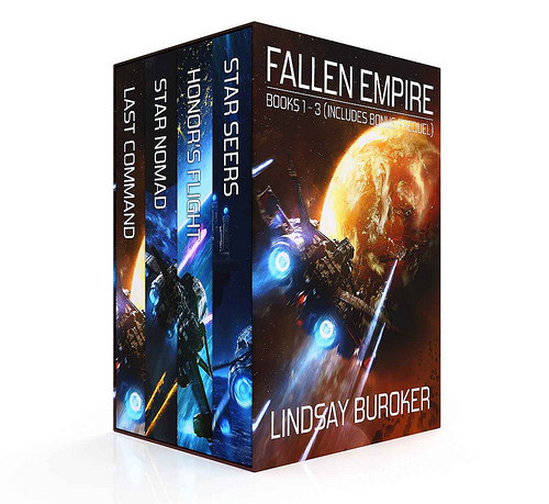 The Fallen Empire Collection