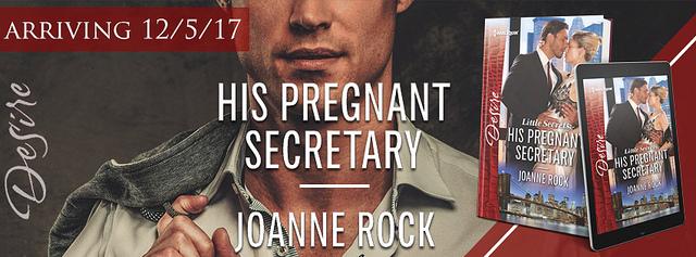 His Pregnant Secretary banner