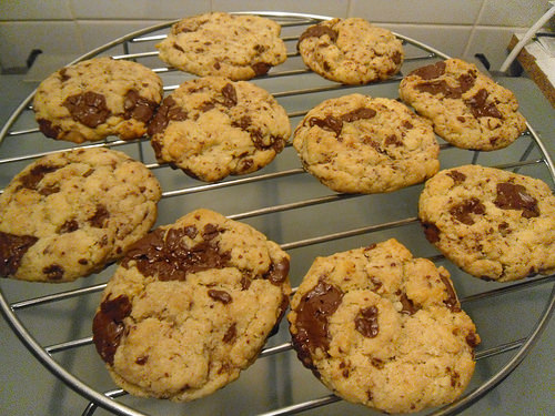 Coconut-Chocolate-Chip-Cookies