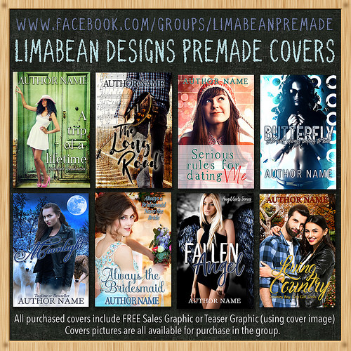 Limabean Designs Premade Covers Graphic