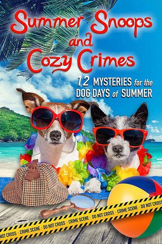 Summer Snoops and Cozy crimes