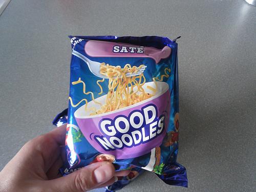 Saté Noodles