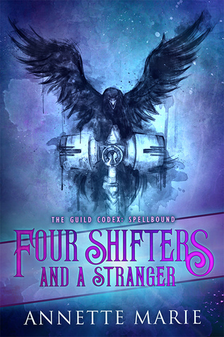 Four Shifters a Stranger