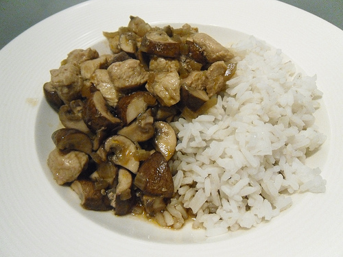 Teriyaki-Champignons-with-chicken